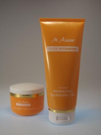 Gewinnen Sie das Pure Vitamine Set von M.Asam